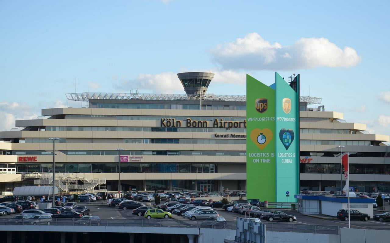 Flughafen Köln Streik