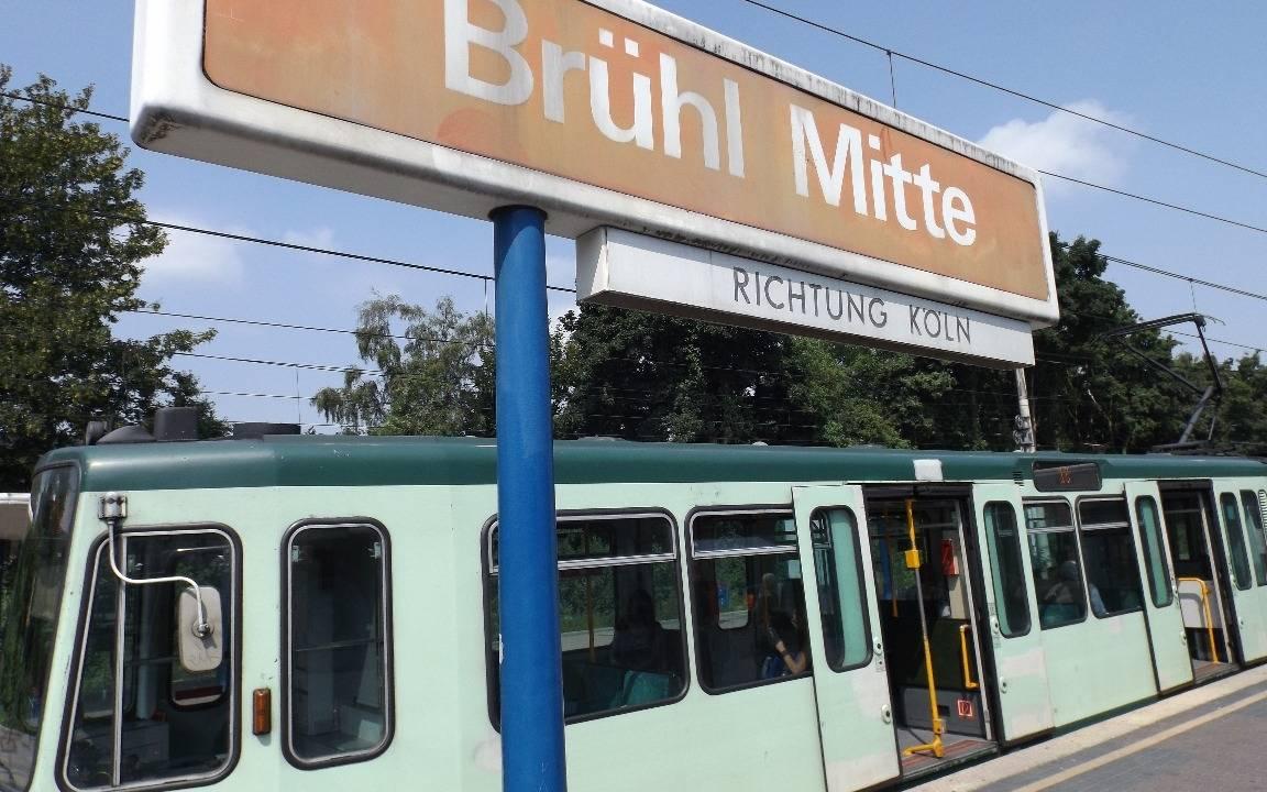 Linie 18 Brühl Mitte