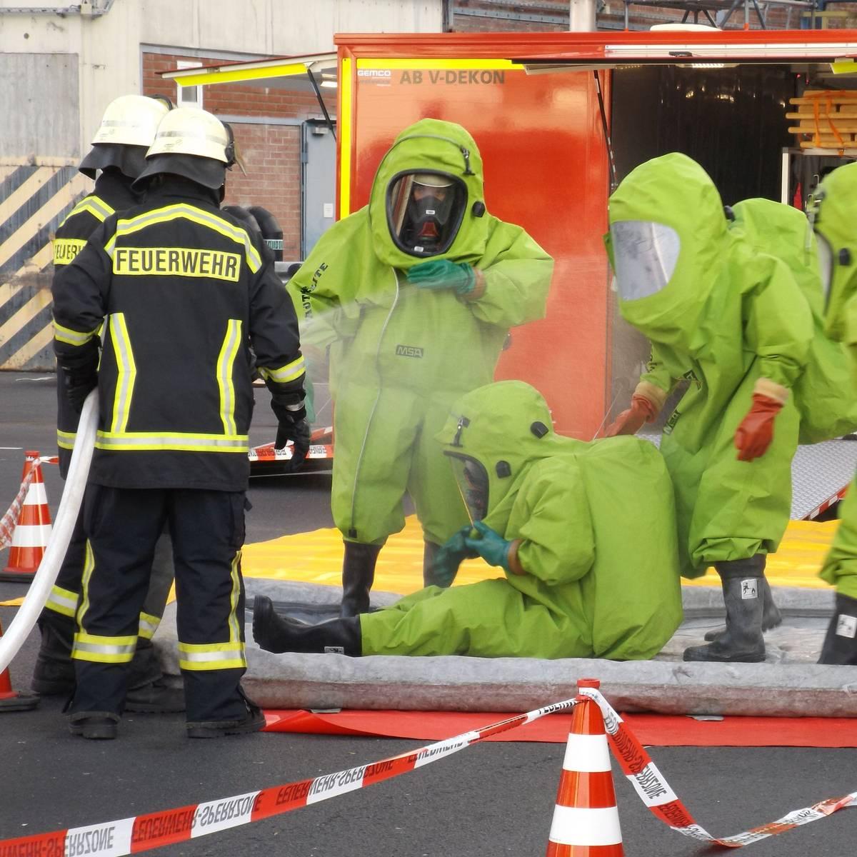 Feuerwehreinsatz Pulheim Heute