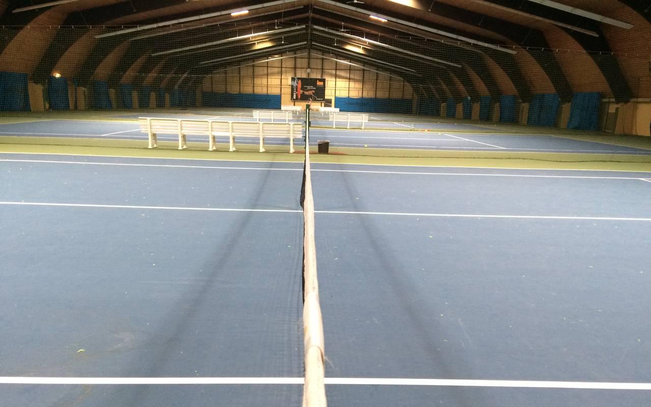 Tennishalle Kerpen